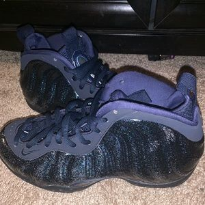 Nike Foamposite Shoes. Size 8